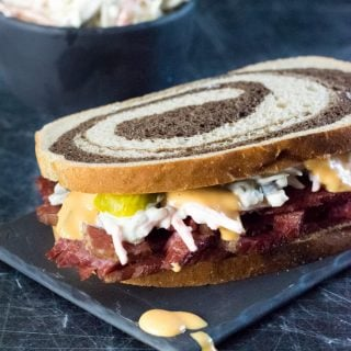 Corned beef sandwich recipe