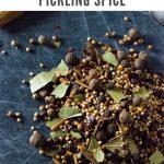 Homemade pickling spice recipe #spices #seasoning #pickling