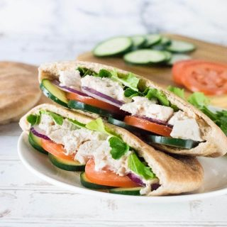 Chicken Pita Sandwich recipe