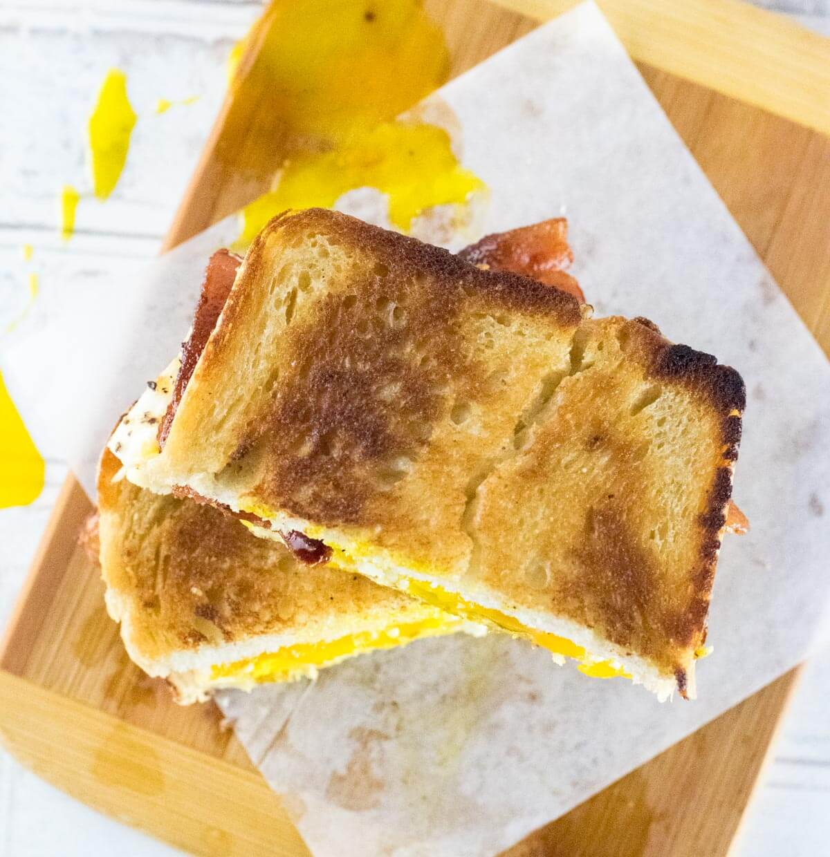 Best bread for egg sandwiches