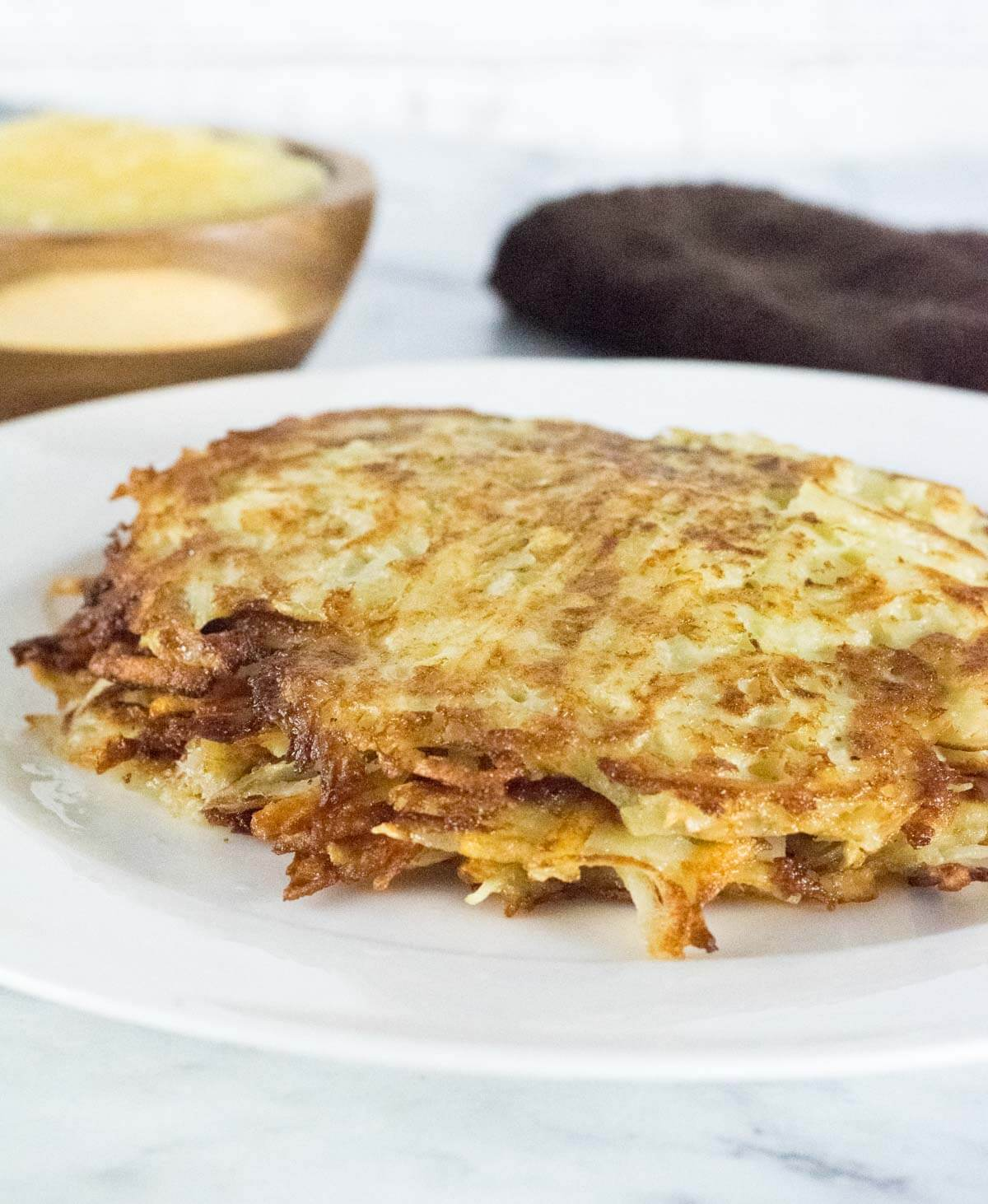Kartoffelpuffer German Potato Pancakes