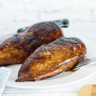 Marinated Grilled Chicken Breasts recipe