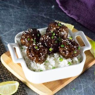 Mongolian Meatball recipe