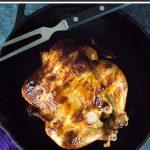Homemade Rotisserie Chicken