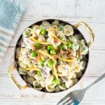 Bacon and Pea Pasta Salad