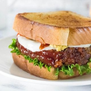 Meatloaf Sandwich recipe
