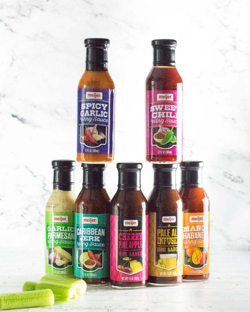 Meijer Sauces
