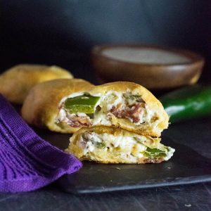 Jalapeno Popper Bites recipe