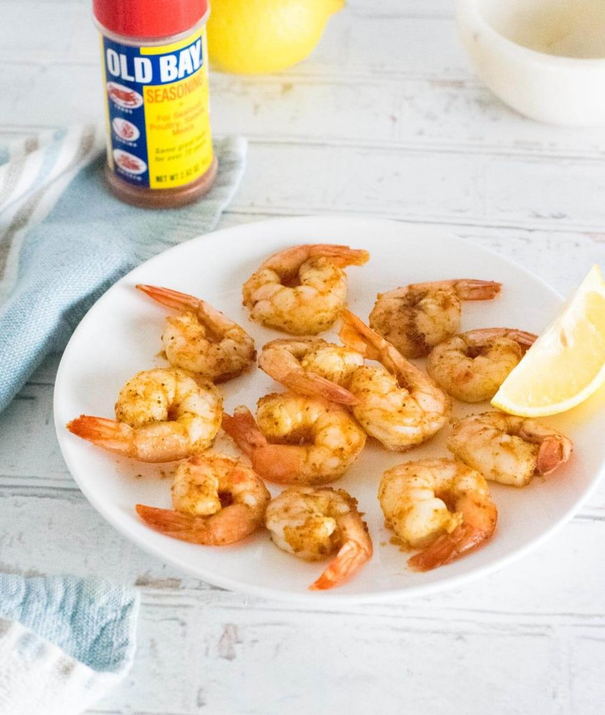 Old Bay Shrimp recipe