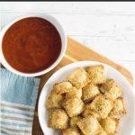 Toasted Ravioli - Baked or Fried