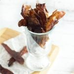 Sweet and Spicy Pork Jerky