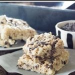 Chocolate Chip Rice Krispie Treats