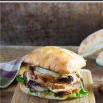 Grilled Pork Loin Sandwich