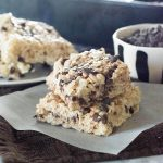 Rice Krispie Treats with Chocolate Chips recipe.