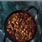 Smoked Baked Beans with Bacon and Beer