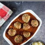 Easy Italian Sausage Meatballs