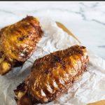 Deep Fried Turkey Wings