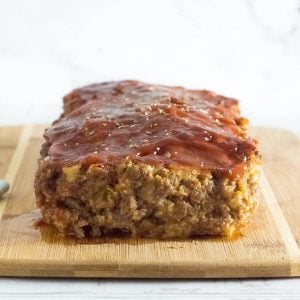 Meatloaf recipe without eggs.