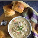 Chicken and Potato Soup.